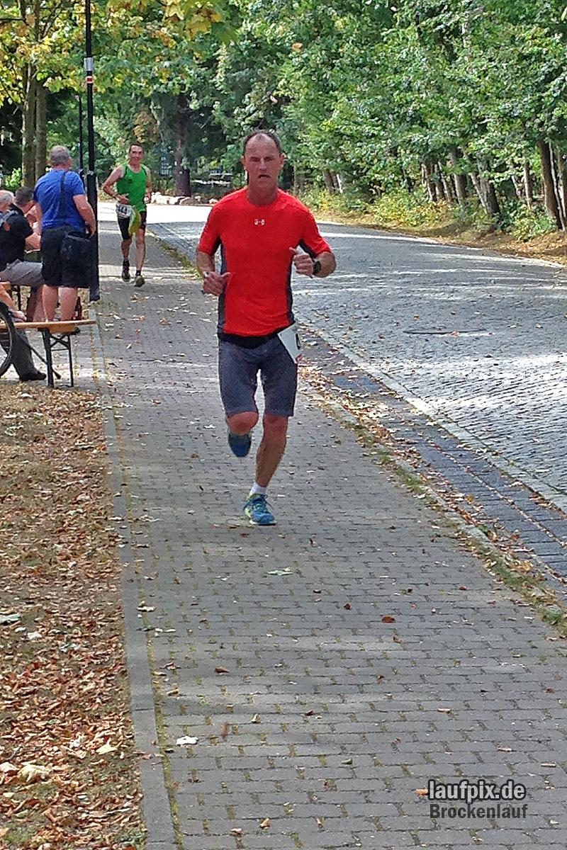 Brockenlauf 26km Ziel 2016 - 23