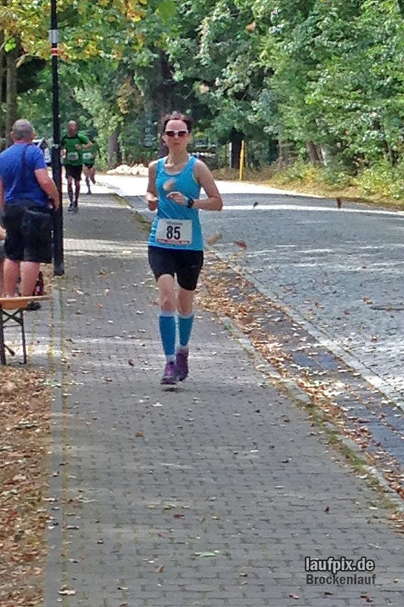 Brockenlauf 26km Ziel 2016 - 25