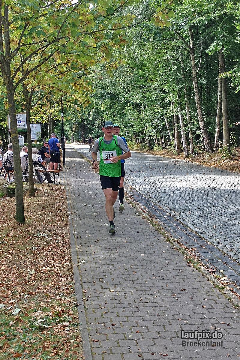 Brockenlauf 26km Ziel 2016 - 28