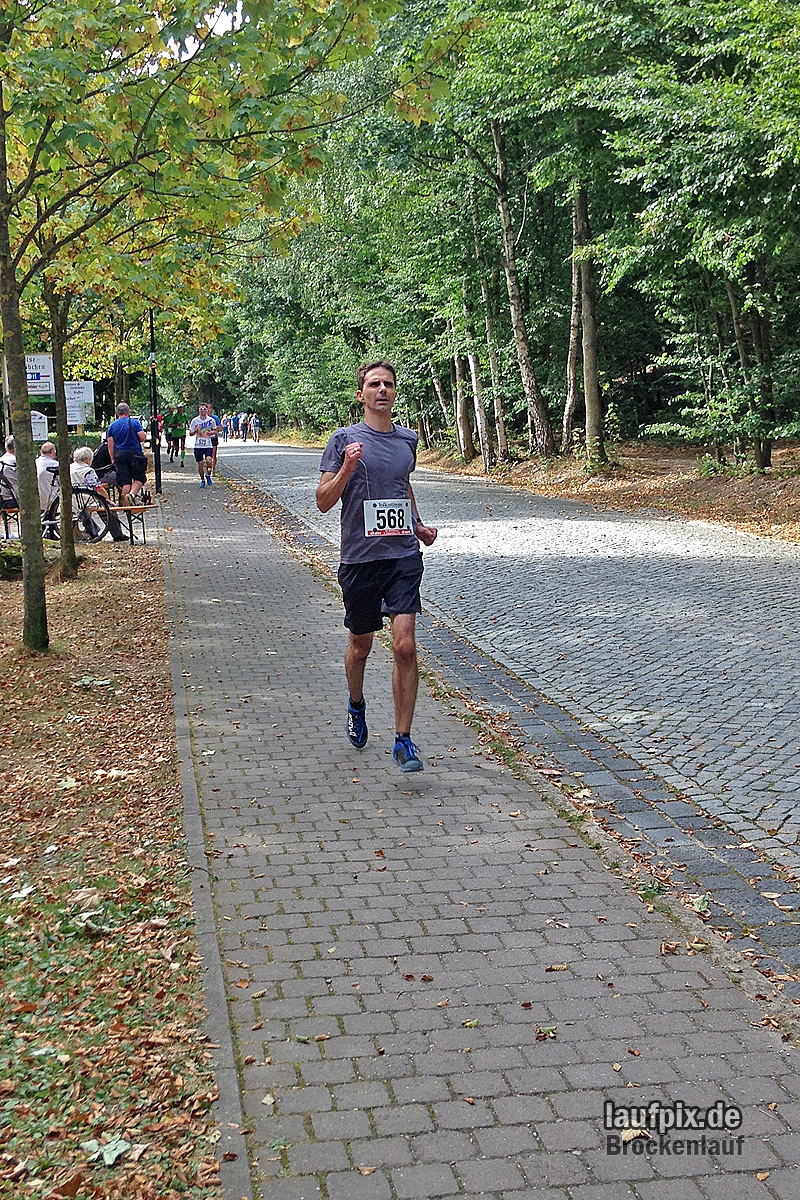 Brockenlauf 26km Ziel 2016 - 33