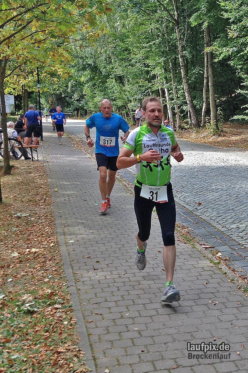 Brockenlauf 26km Ziel 2016 - 38