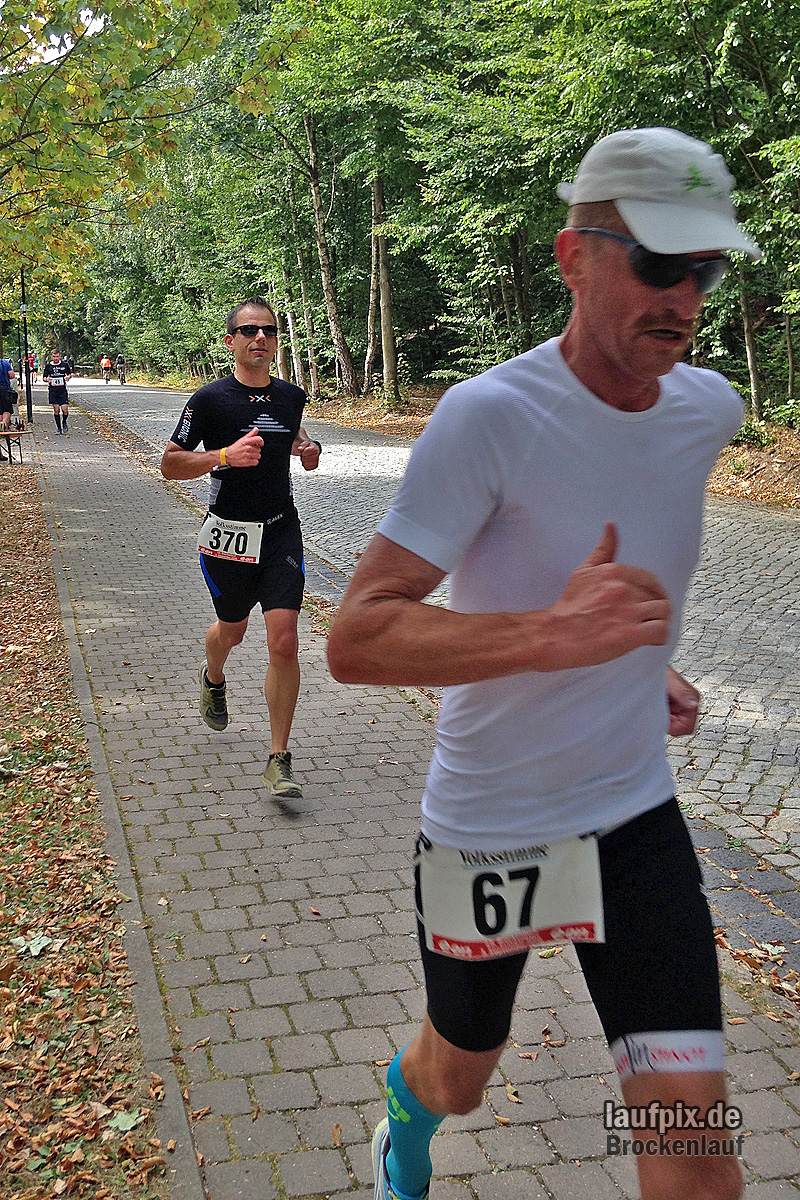 Brockenlauf 26km Ziel 2016 Foto (45)