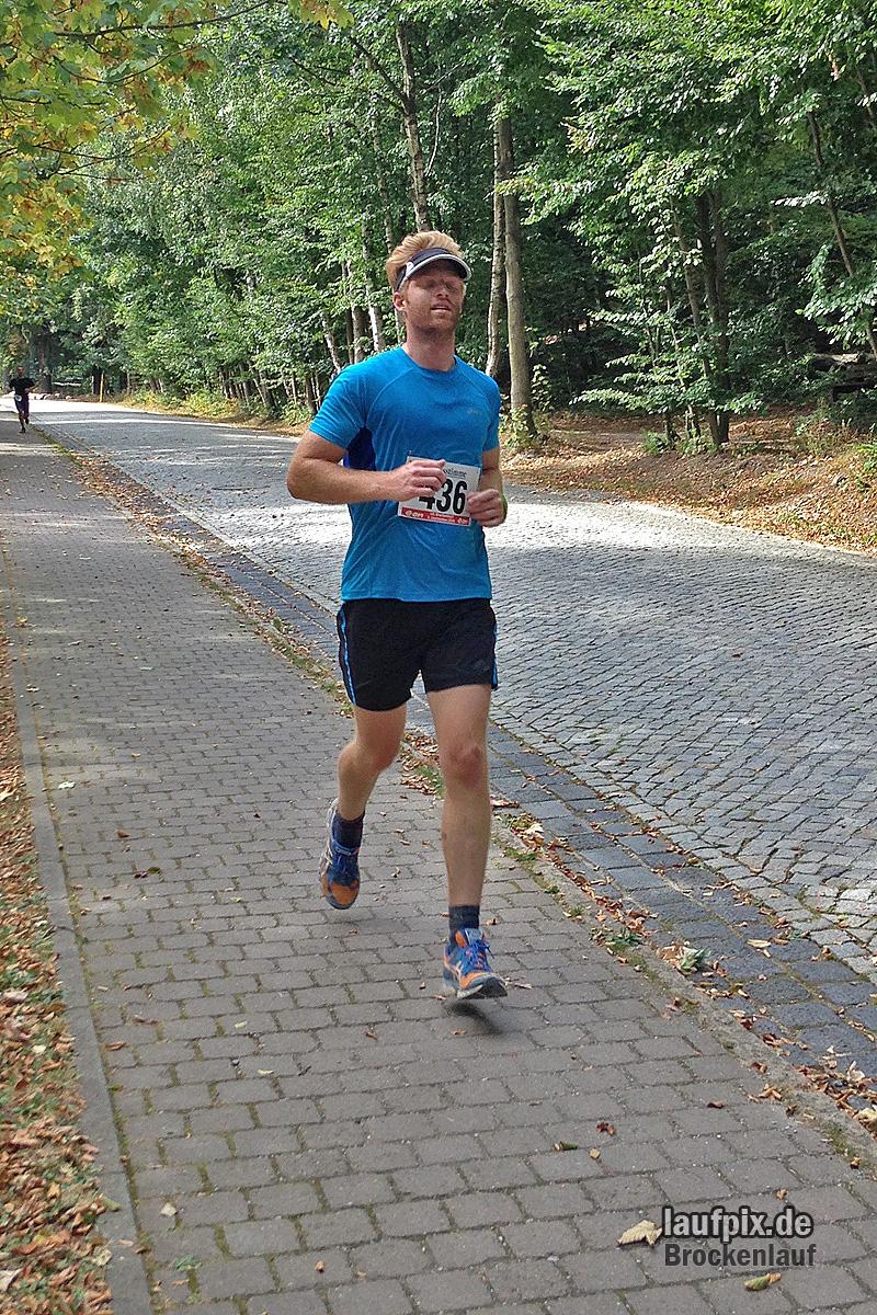 Brockenlauf 26km Ziel 2016 - 49
