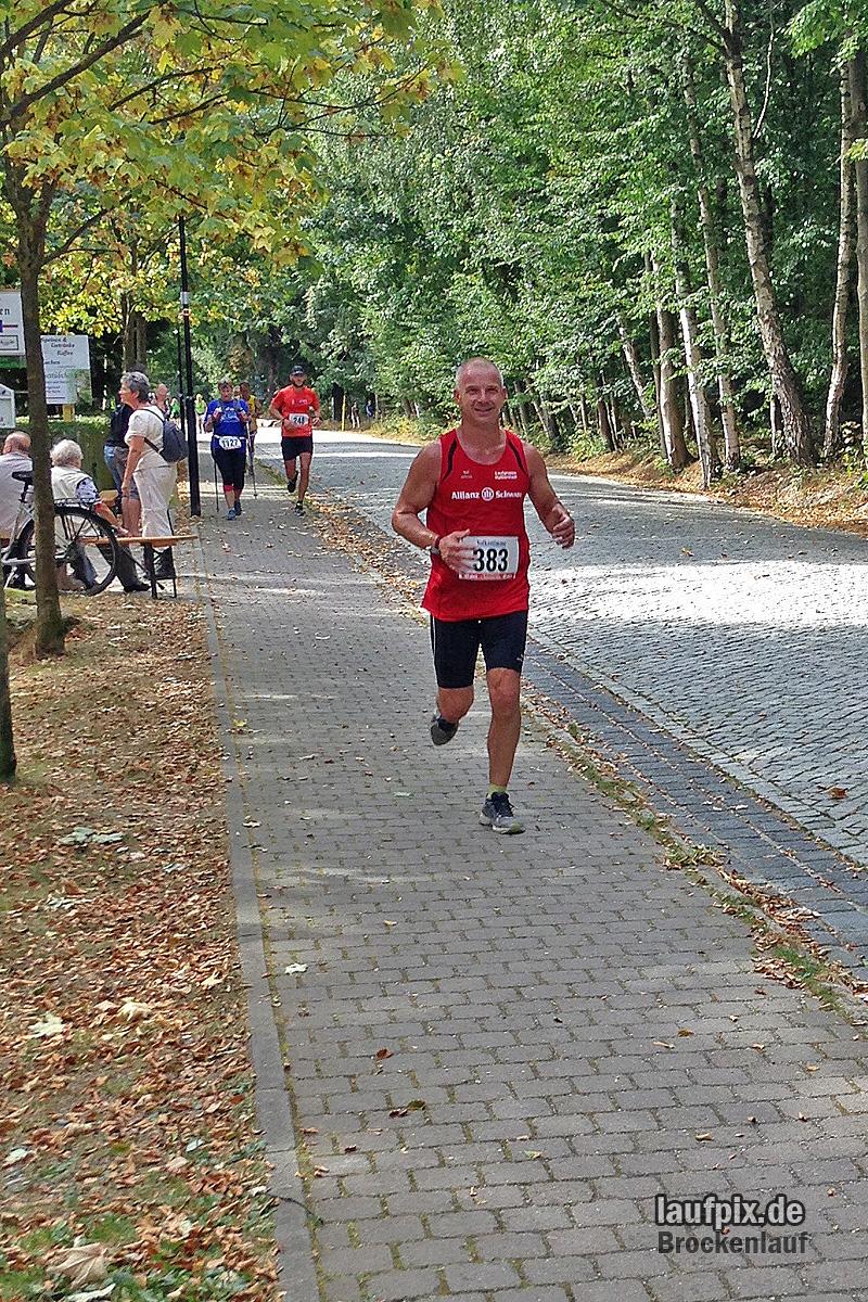 Brockenlauf 26km Ziel 2016 Foto (53)