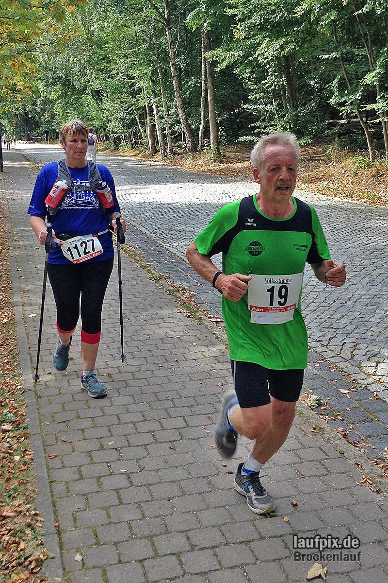 Brockenlauf 26km Ziel 2016 Foto (58)