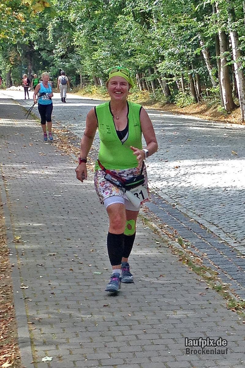 Brockenlauf 26km Ziel 2016 - 59