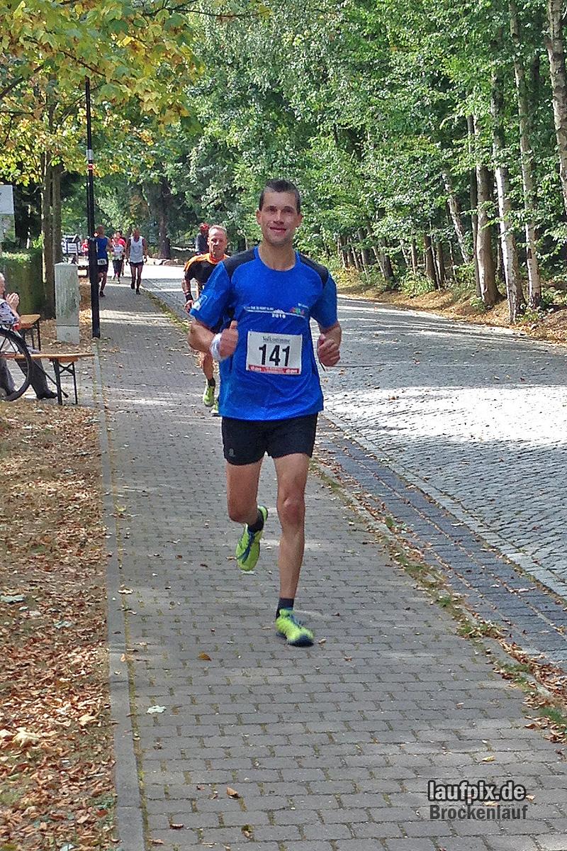Brockenlauf 26km Ziel 2016 - 89