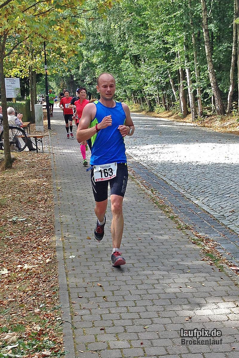Brockenlauf 26km Ziel 2016 - 93