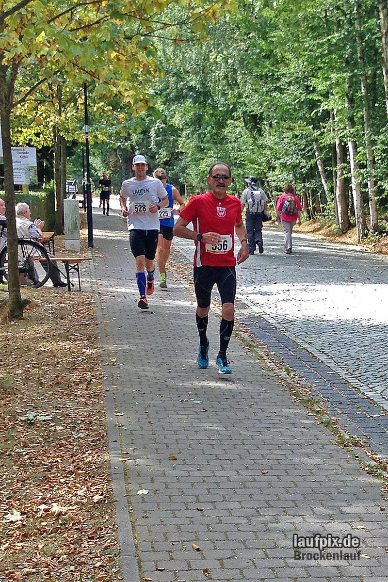 Brockenlauf 26km Ziel 2016 - 96