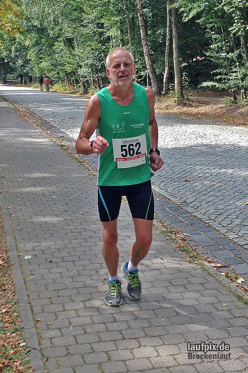 Brockenlauf 26km Ziel 2016 - 138