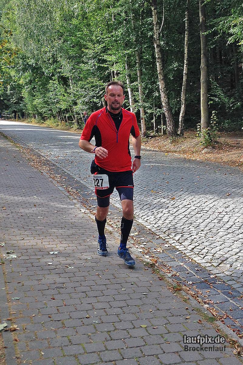 Brockenlauf 26km Ziel 2016 - 192