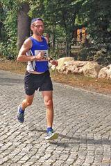 Brockenlauf 26km Ziel 2016 - 2