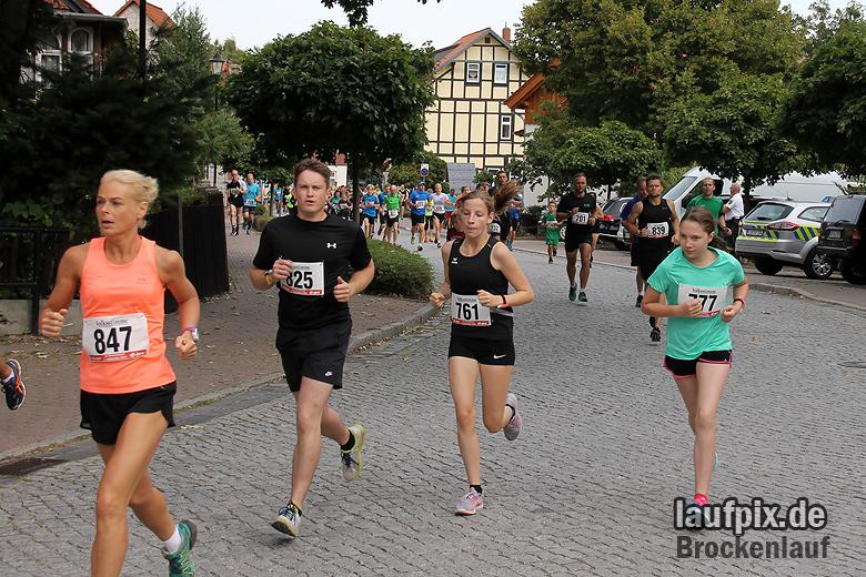 Brockenlauf 9km Start 2016 - 43