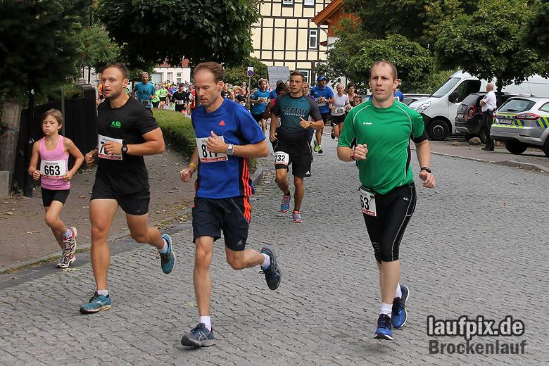 Brockenlauf 9km Start 2016 - 47