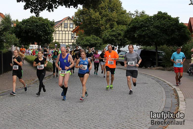Brockenlauf 9km Start 2016 - 58