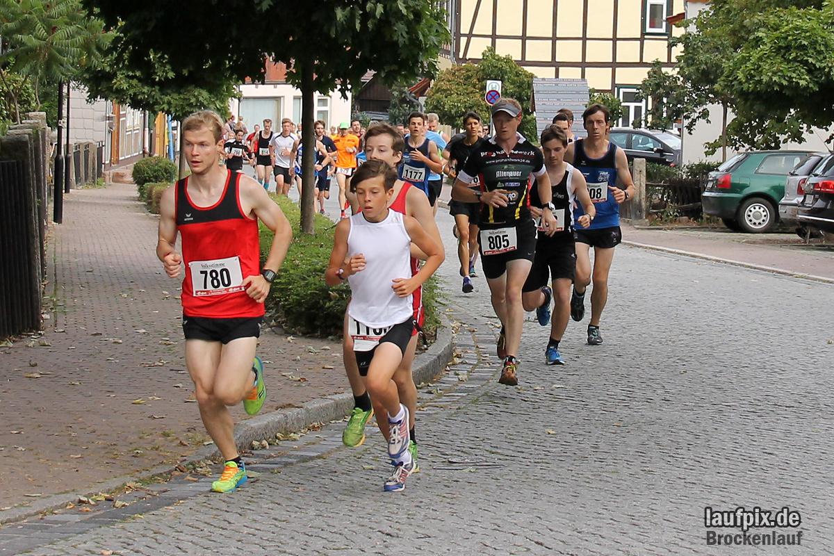 Brockenlauf 9km Start 2016 Foto (11)