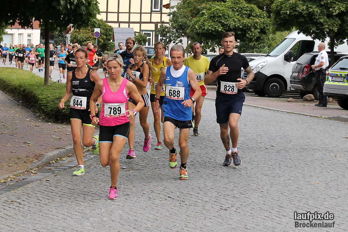 Brockenlauf 9km Start 2016 Foto (29)