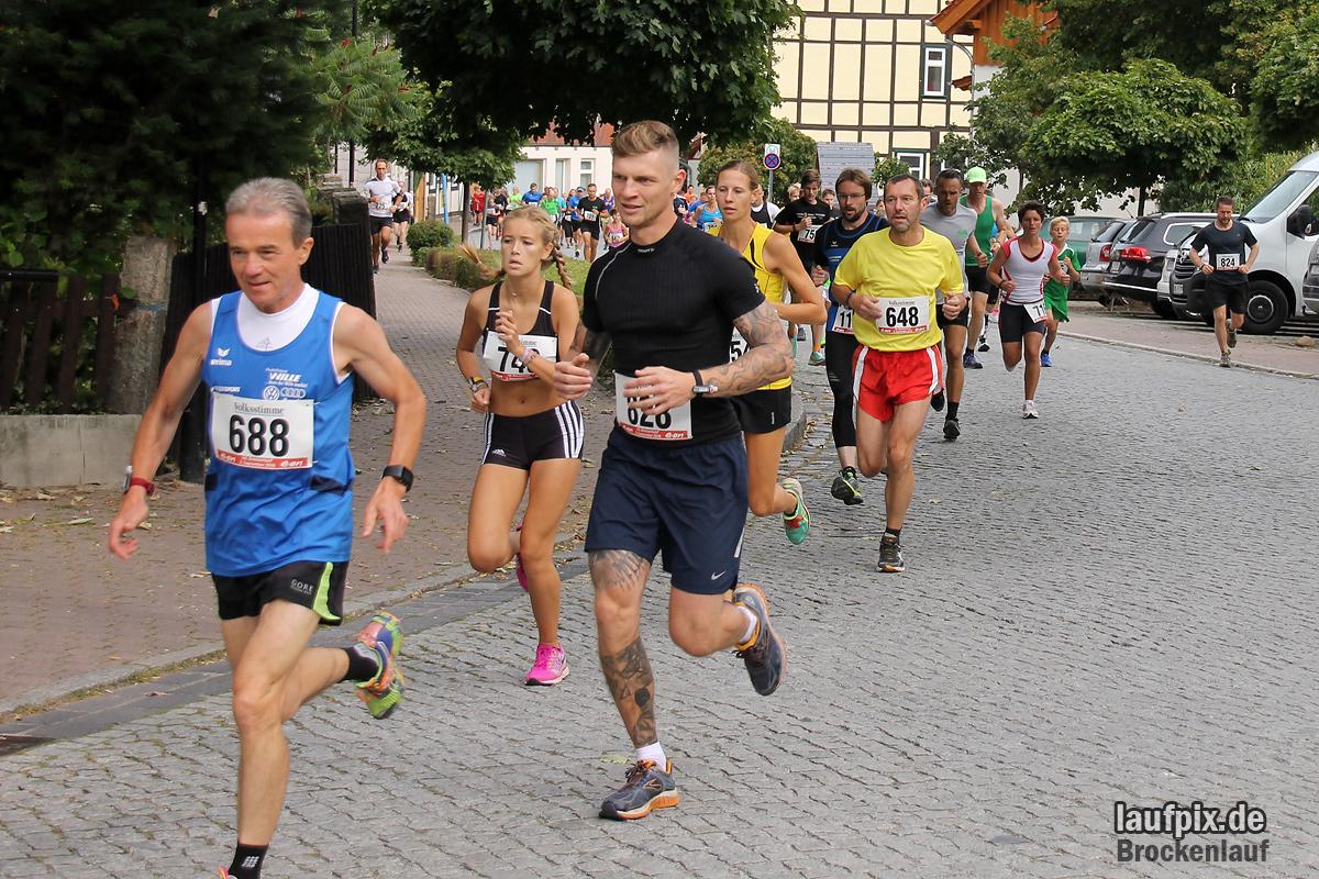 Brockenlauf 9km Start 2016 Foto (31)