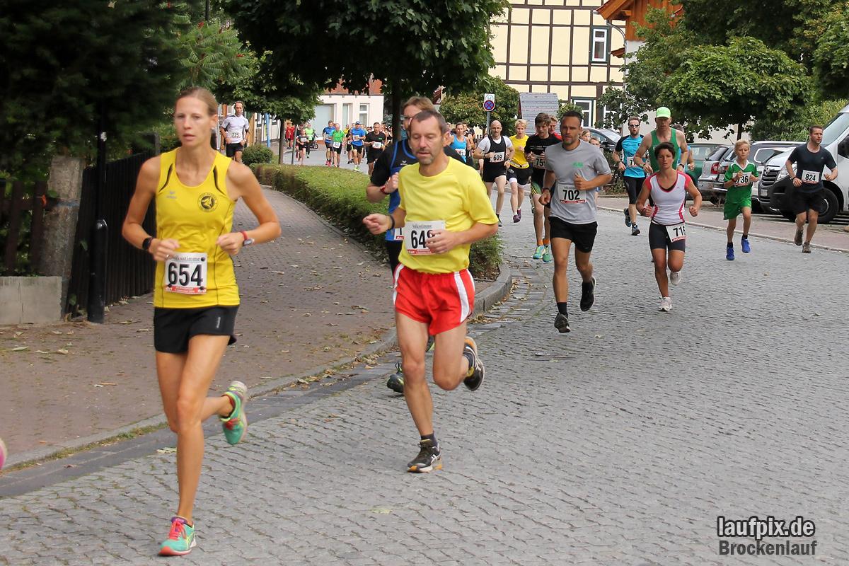 Brockenlauf 9km Start 2016 Foto (32)