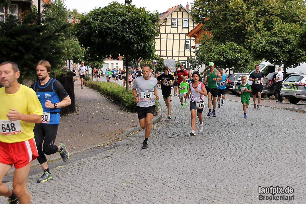 Brockenlauf 9km Start 2016 Foto (33)
