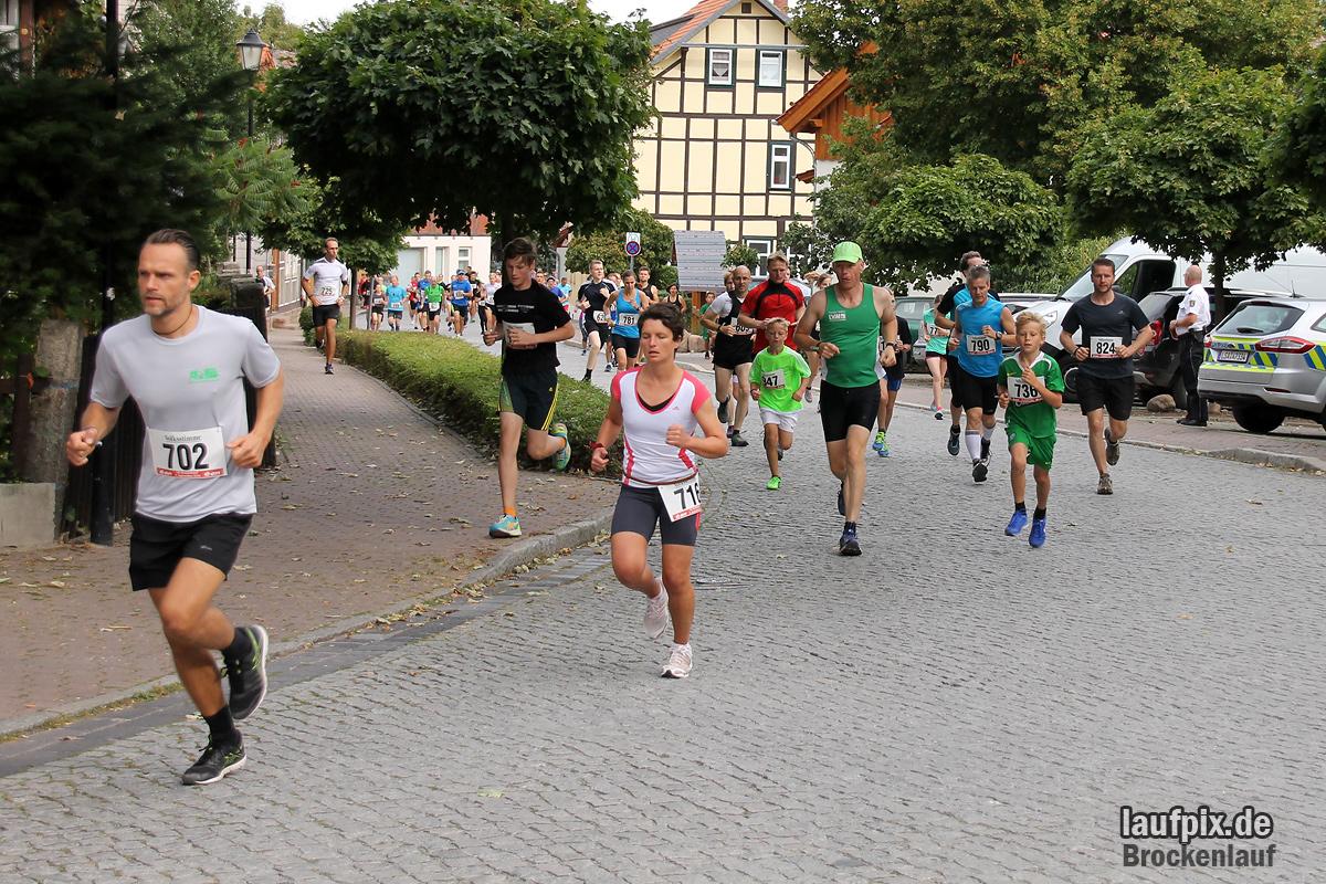 Brockenlauf 9km Start 2016 Foto (34)
