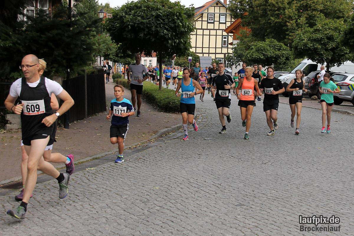 Brockenlauf 9km Start 2016 Foto (40)
