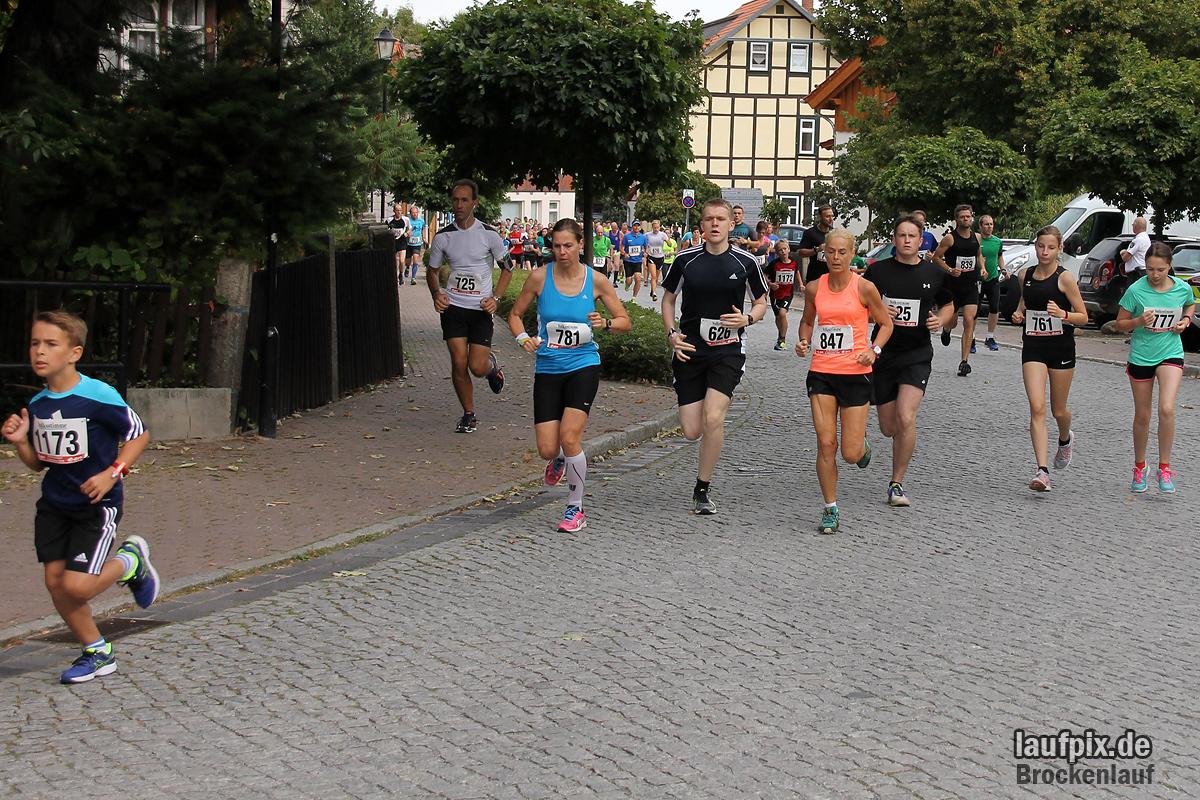 Brockenlauf 9km Start 2016 Foto (41)