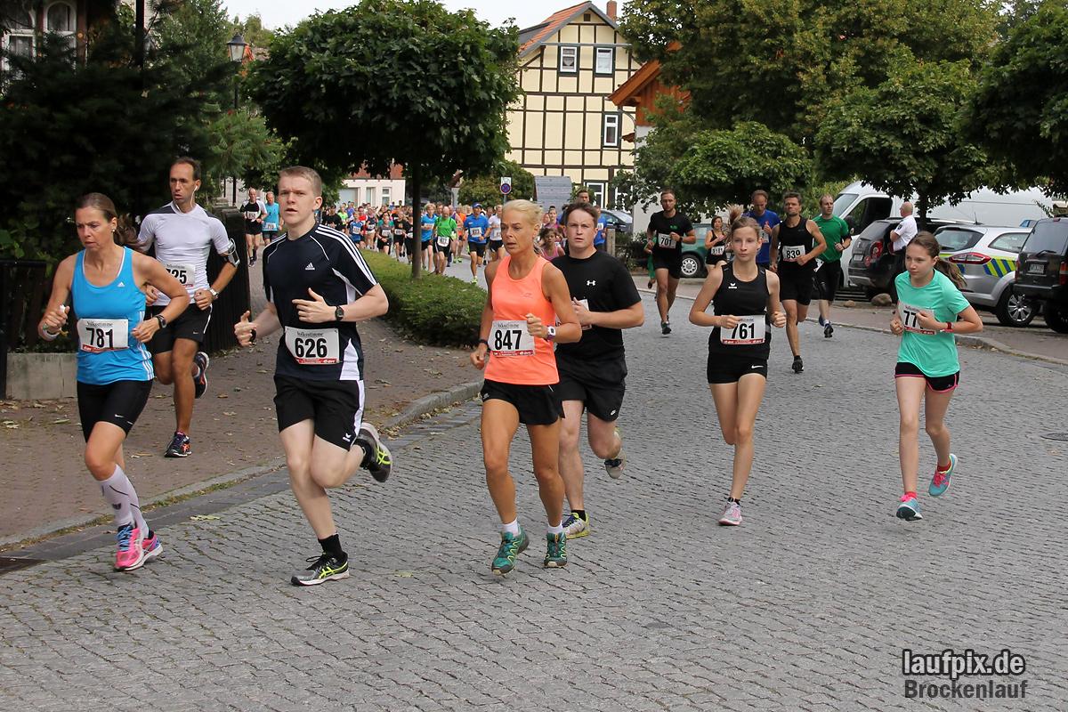 Brockenlauf 9km Start 2016 Foto (42)