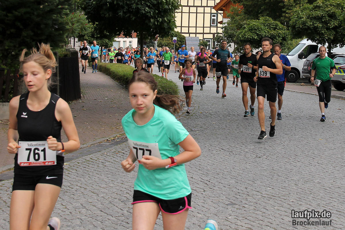 Brockenlauf 9km Start 2016 - 44