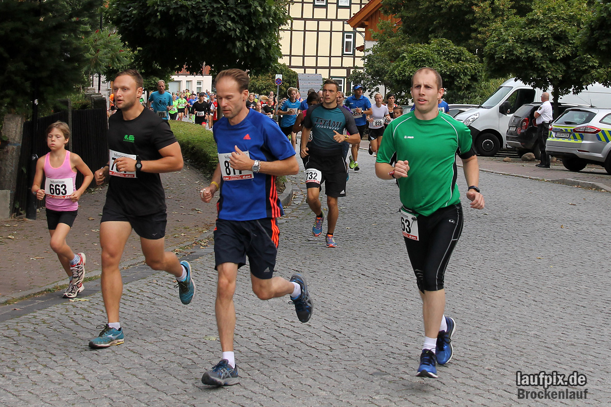 Brockenlauf 9km Start 2016 Foto (47)