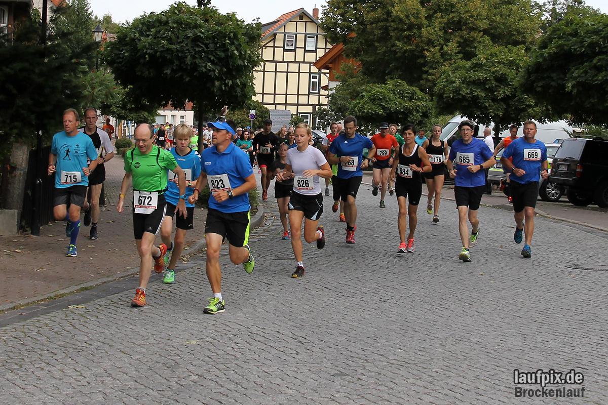 Brockenlauf 9km Start 2016 Foto (53)