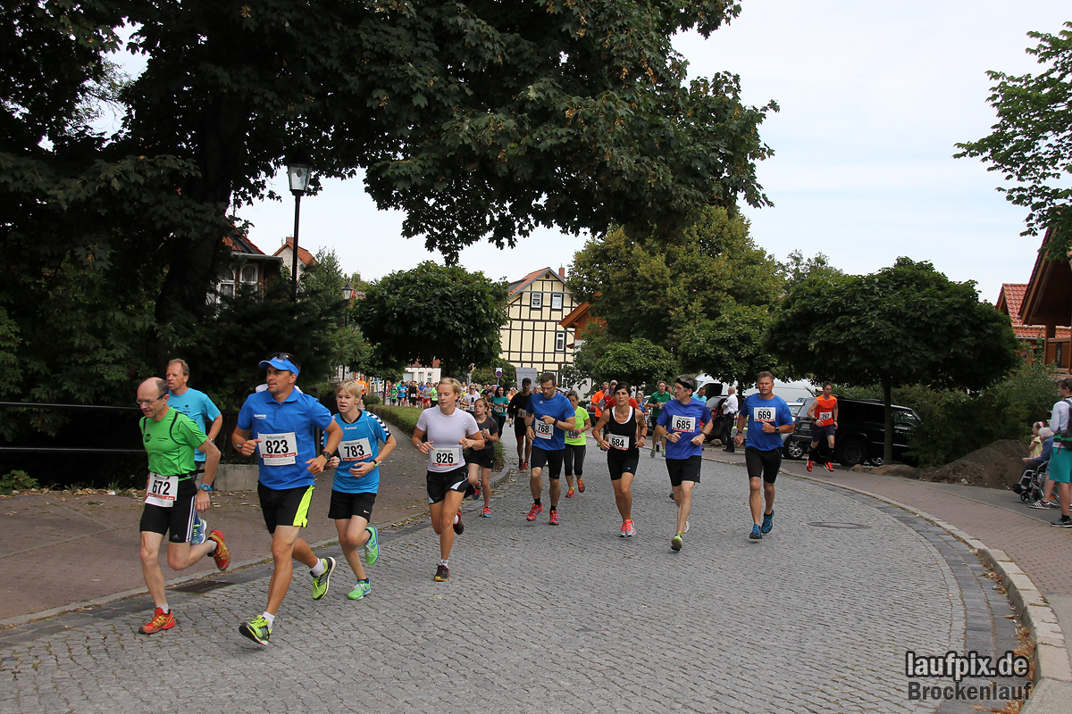 Brockenlauf 9km Start 2016 Foto (54)