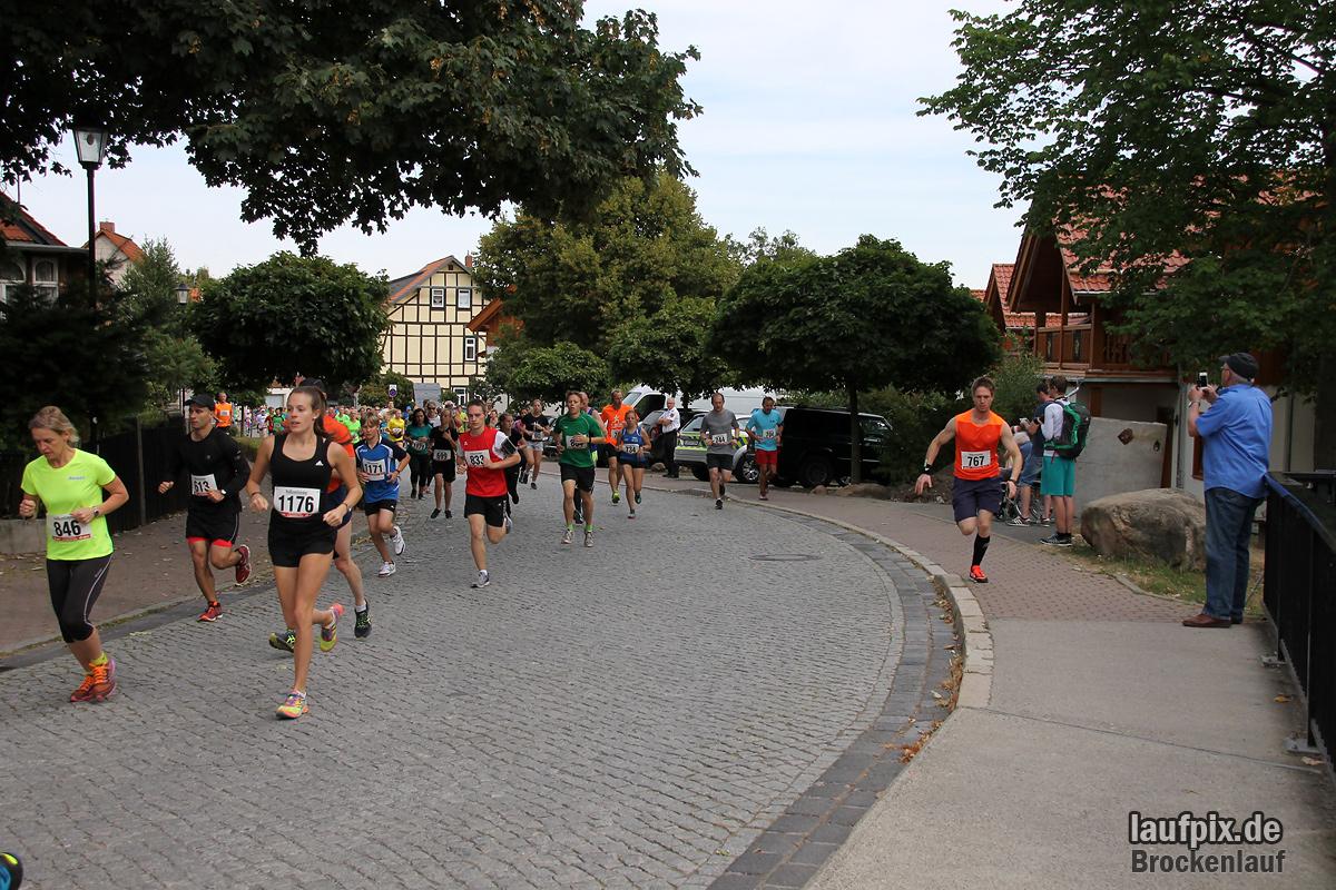Brockenlauf 9km Start 2016 Foto (56)