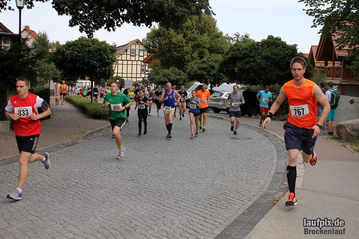 Brockenlauf 9km Start 2016 Foto (57)