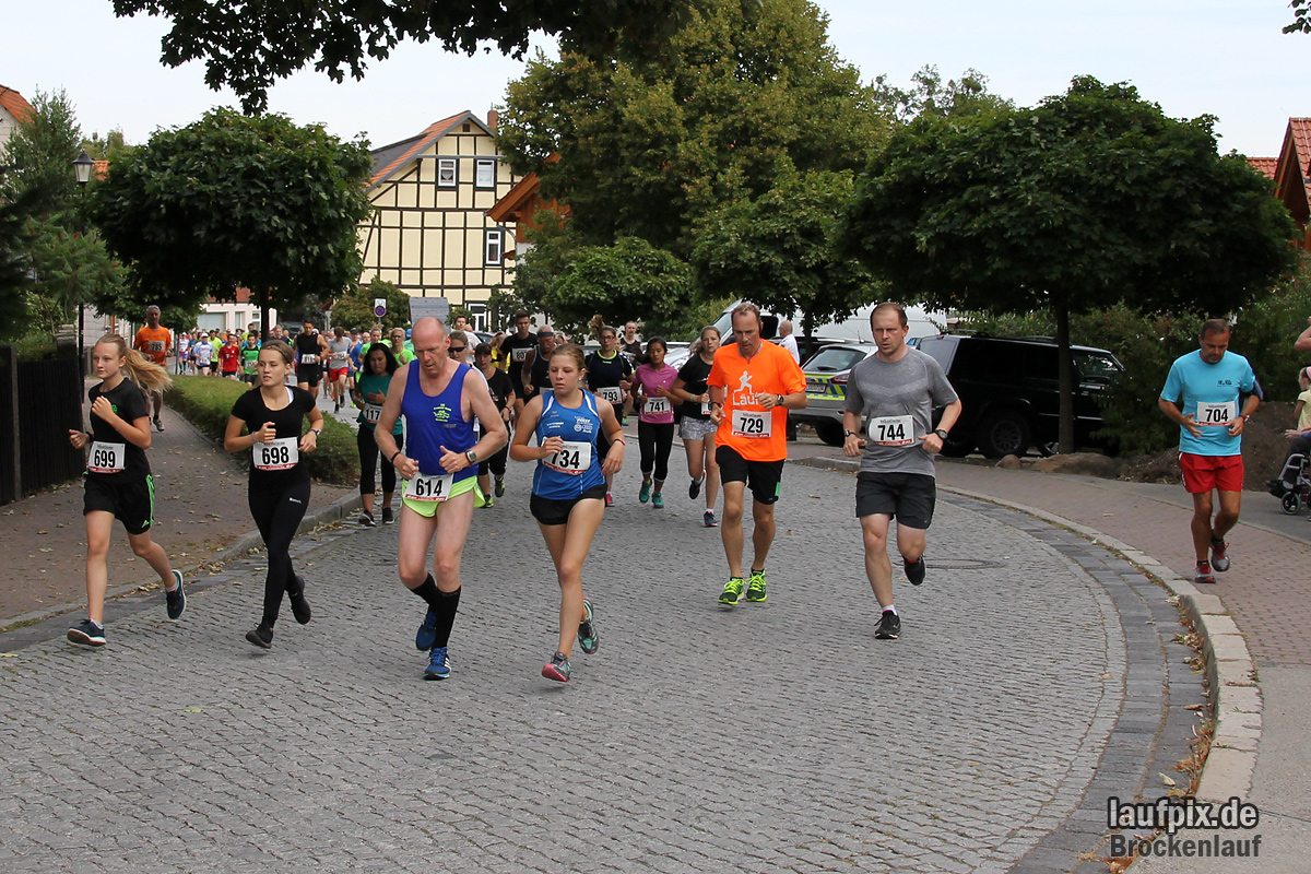 Brockenlauf 9km Start 2016 Foto (58)