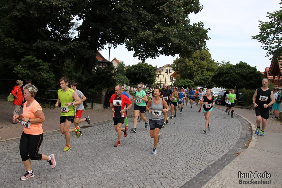 Brockenlauf 9km Start 2016 Foto (66)