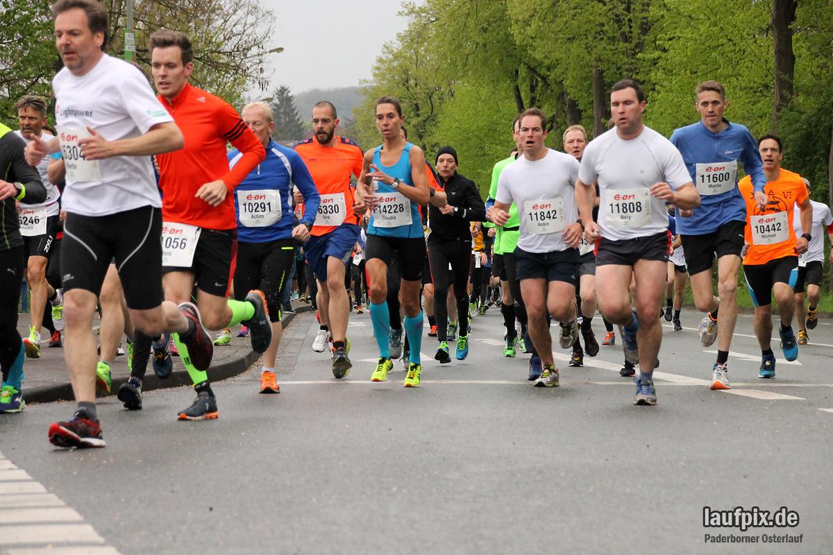Paderborner Osterlauf - 10km 2017 - 100