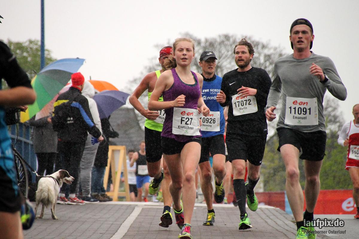Paderborner Osterlauf - 10km 2017