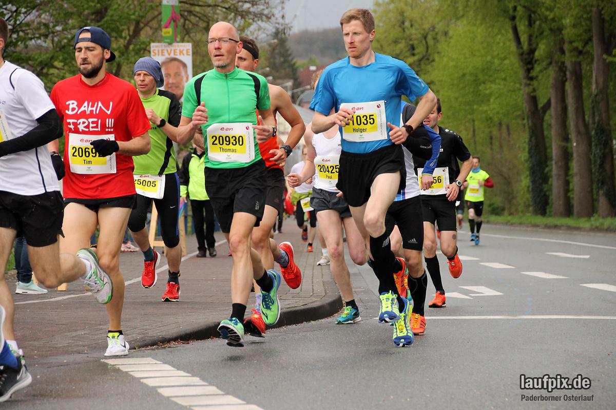 Paderborner Osterlauf - 21km 2017 - 35