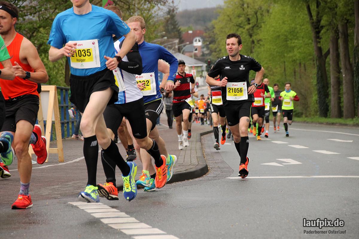 Paderborner Osterlauf - 21km 2017 - 36