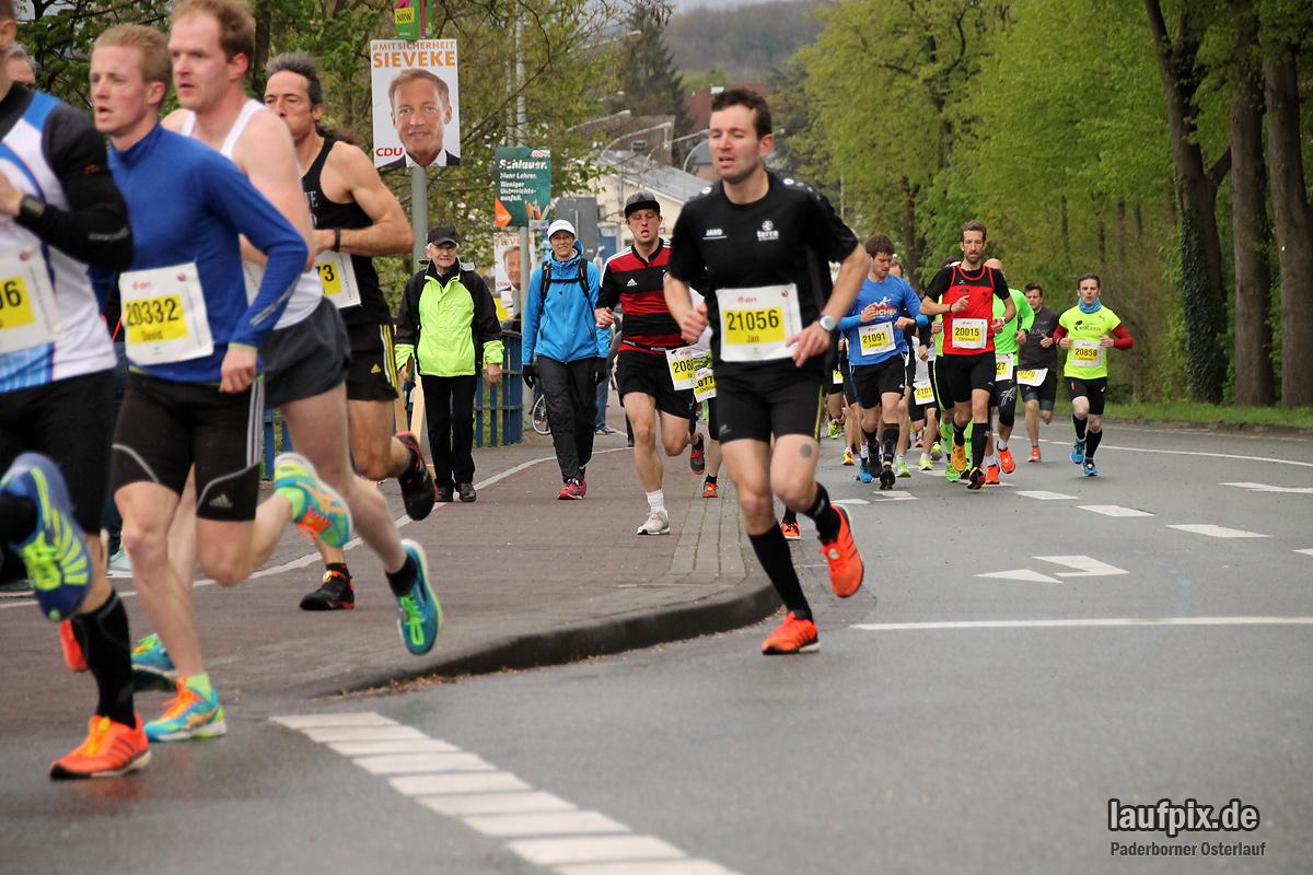 Paderborner Osterlauf - 21km 2017 Foto (37)