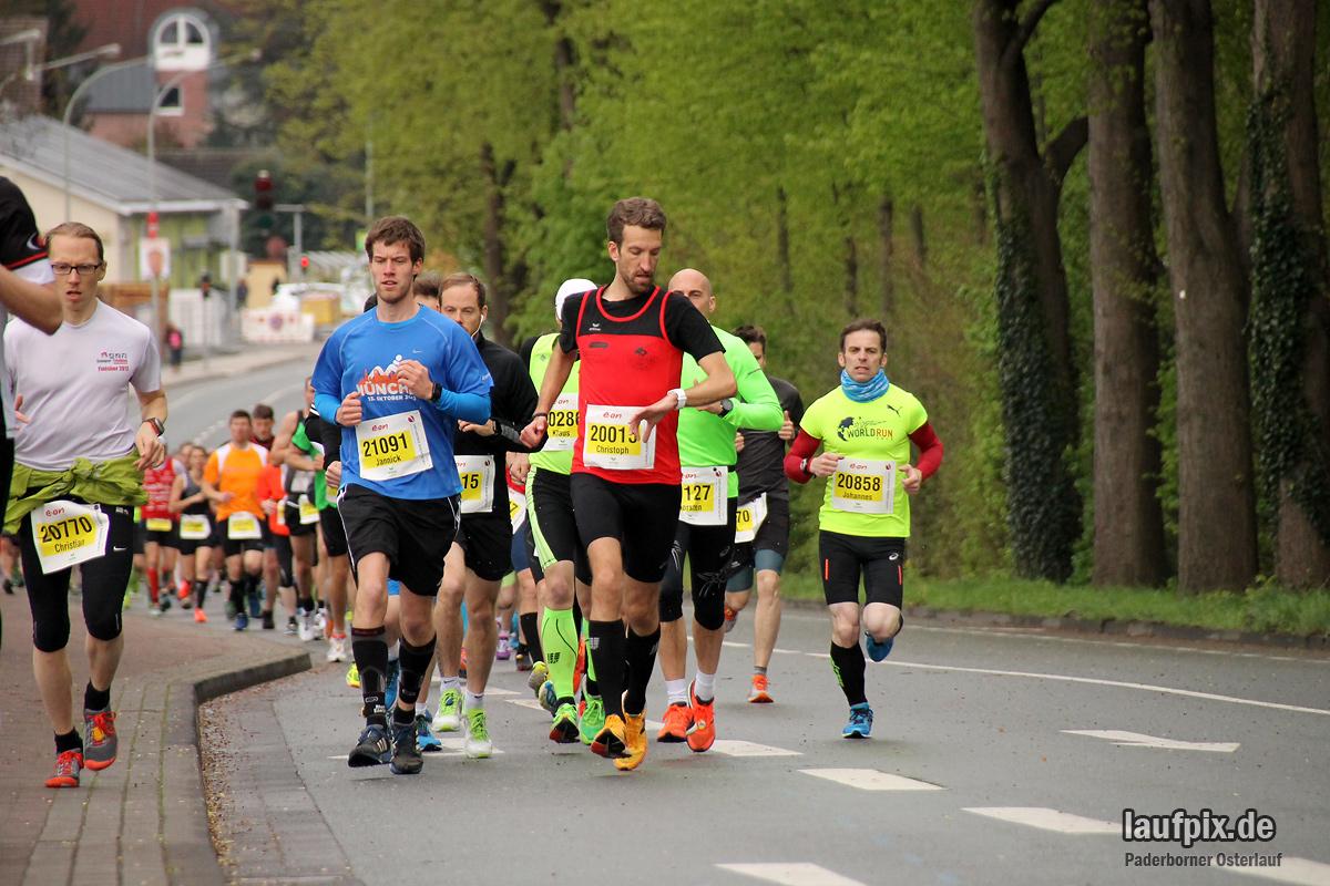 Paderborner Osterlauf - 21km 2017 Foto (38)