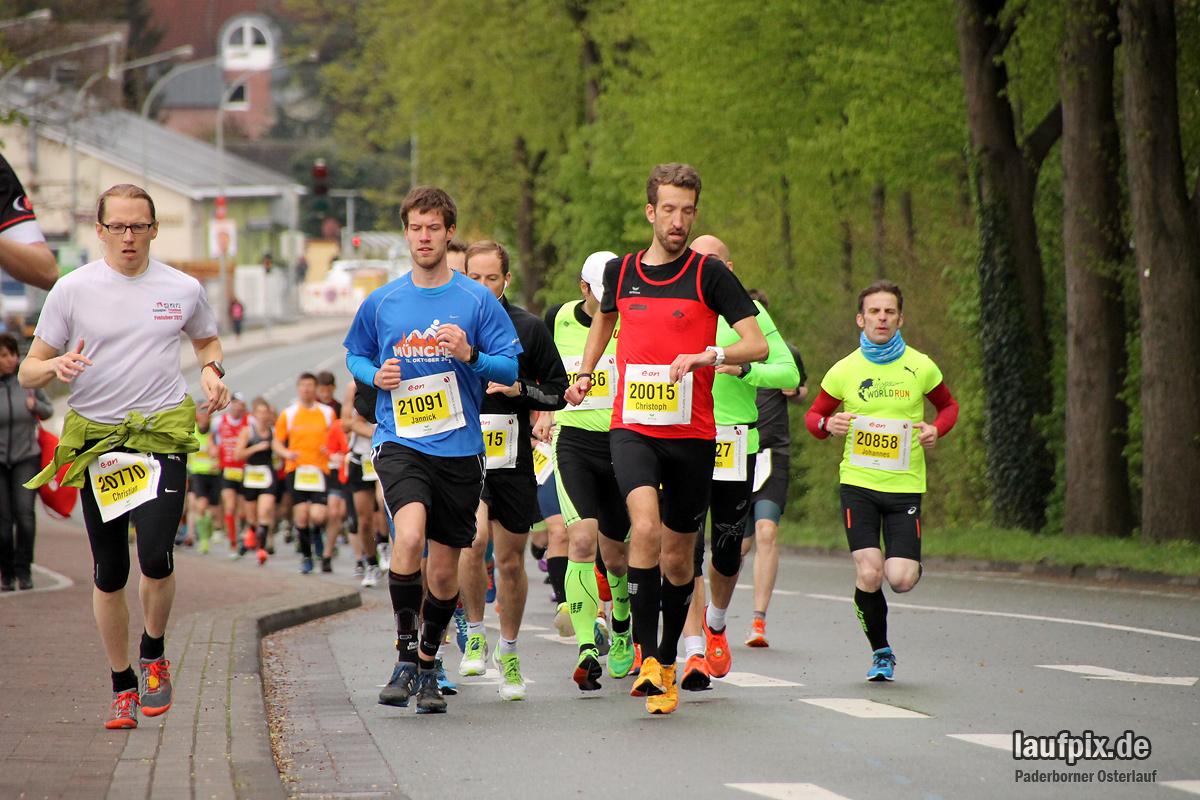 Paderborner Osterlauf - 21km 2017 Foto (39)