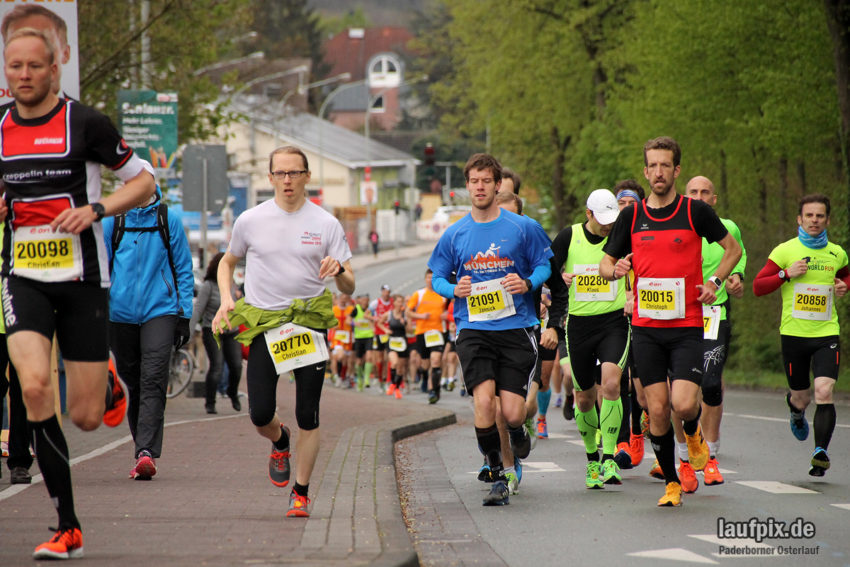 Paderborner Osterlauf - 21km 2017 Foto (40)