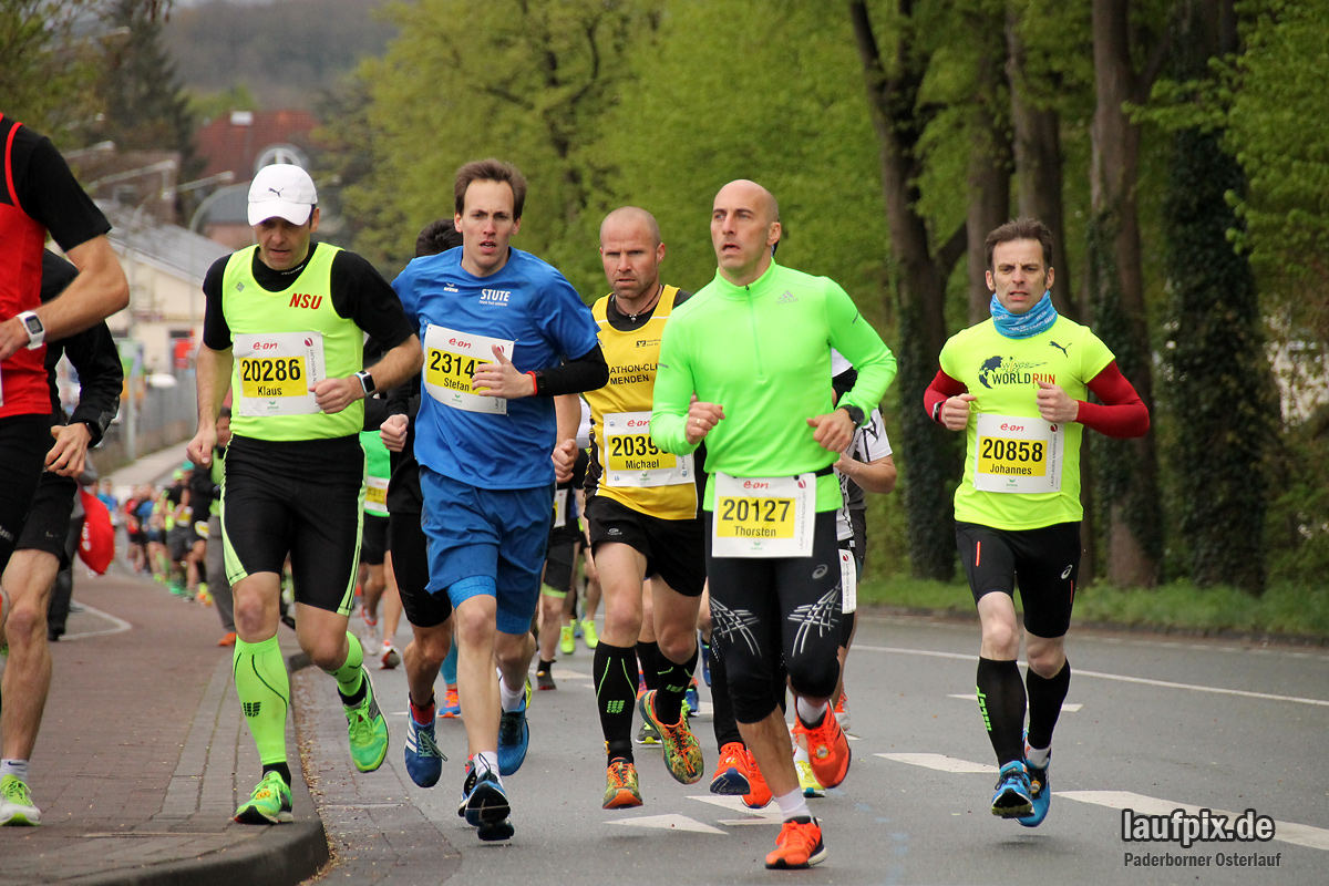 Paderborner Osterlauf - 21km 2017 - 44