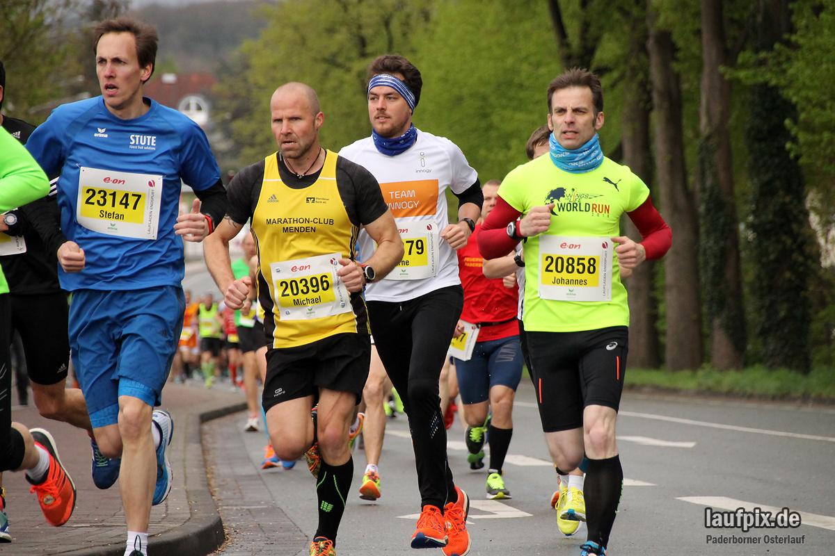Paderborner Osterlauf - 21km 2017 - 47