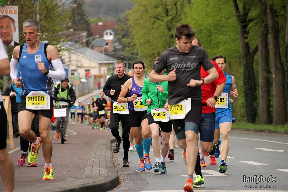 Paderborner Osterlauf - 21km 2017 Foto (50)