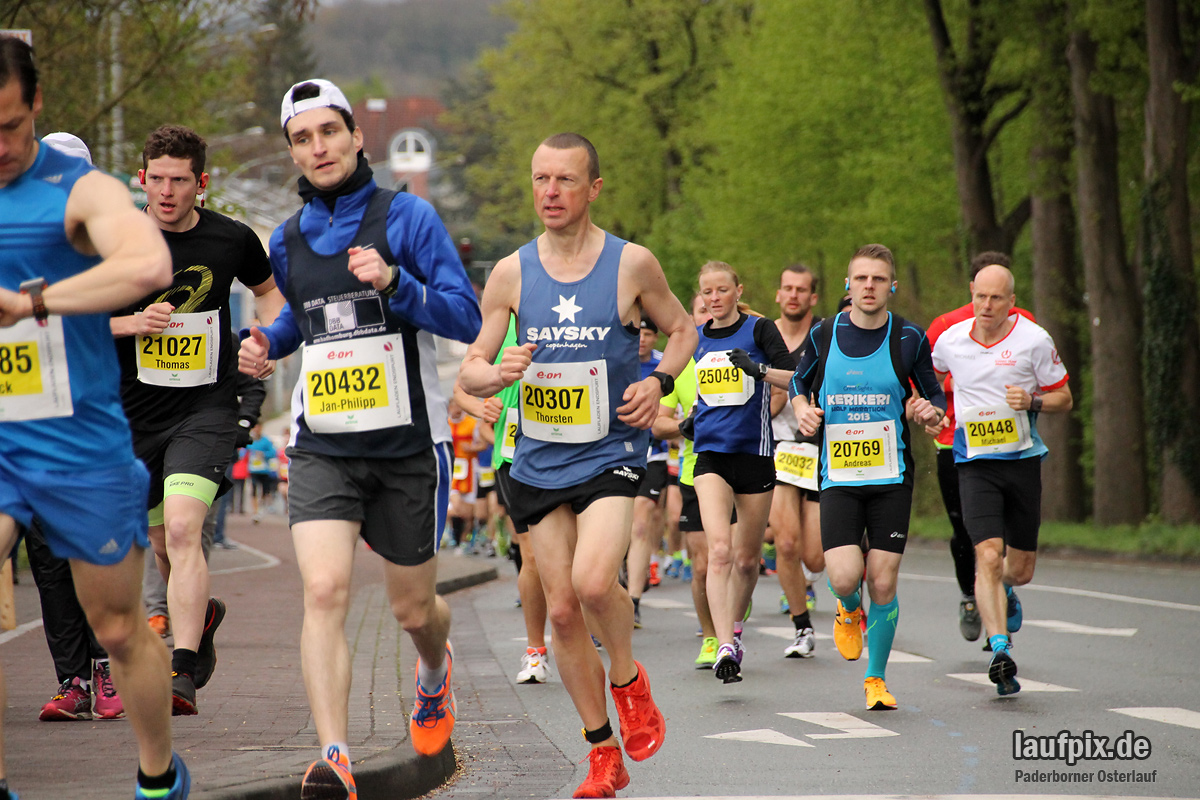 Paderborner Osterlauf - 21km 2017 - 55