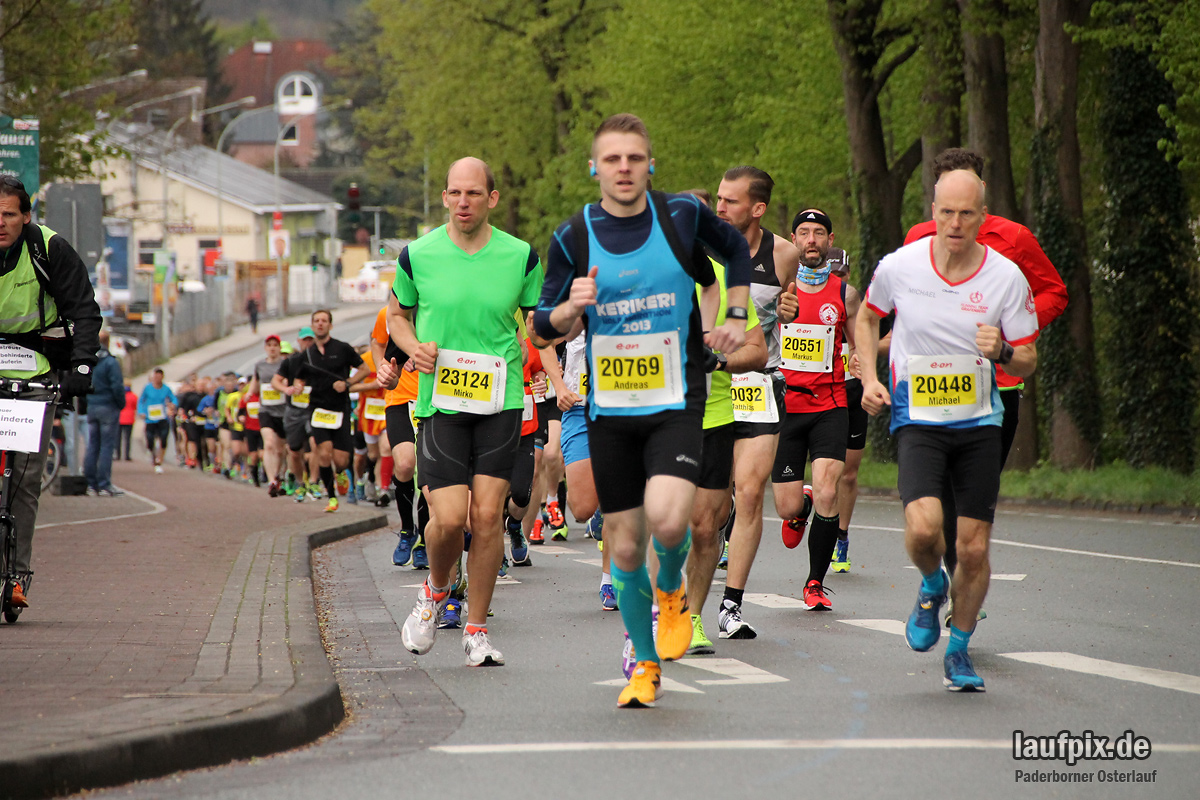 Paderborner Osterlauf - 21km 2017 - 58
