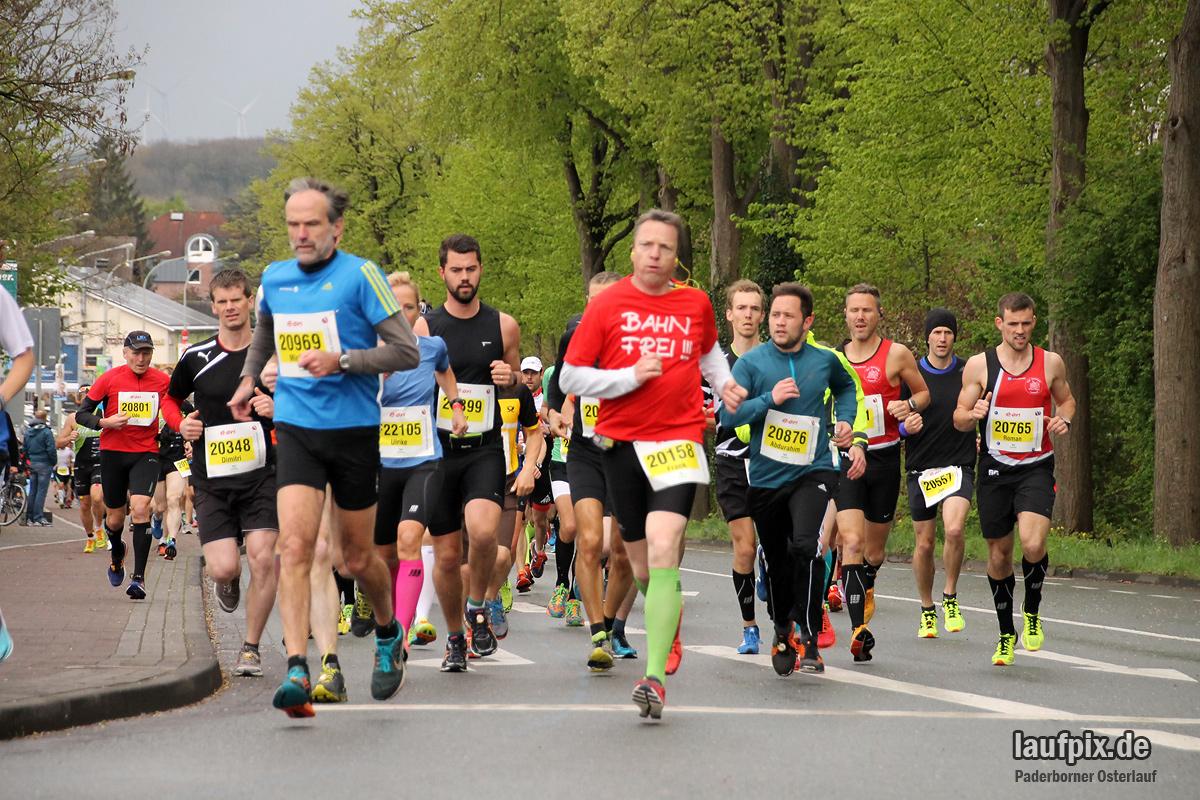 Paderborner Osterlauf - 21km 2017 - 100